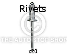 Panel Screw Nail2,9 Use with Seat Fastener 5MM Peugeot 1007/207 etc 20PK 4079pe