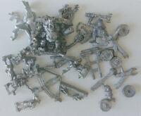 Huge Multi-listing Orcs and Goblins Machine man mangler Metal models Rare OOP