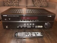 Yamaha HTR-3063 5.1 Channel Home Theatre Receiver & Remote