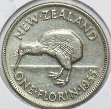 New Zealand 1935 Florin Kiwi Bird animal 240046 combine shipping