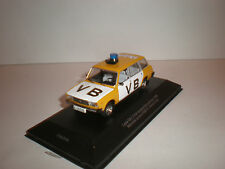 1/43 LADA 2104 VB Police 1988 IST FoxToys IXO Fox 019