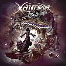 Xandria Theater of Dimensions 2cd Limited Edition 2017 840588107872