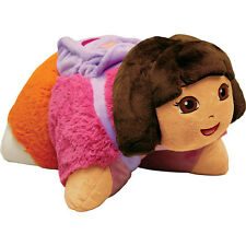 DORA The EXPLORER Pillow Pet Pee Wee NICK JR Nickolodeon Doll LIMITED EDITION