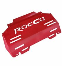 Skid Plate Engine Guard Fit For 2019 2020 toyota Hilux Rocco RED