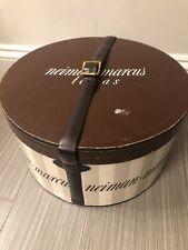 *Vintage* Neiman-Marcus Hat Box