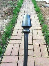 All solid Iron heavy German Battle  Mace Warhammer not sword Rapier