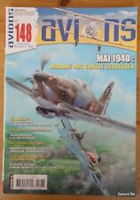 magazine Avions  148  2005  MORANE 406 PZL 50 CATALINA