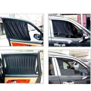 Adjustable Car Auto Side Window Baby Sun Shade Shield Cover Side Curtain Visor