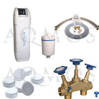 Entkalkungsanlage Aqmos BM-80 Wasserenthärtungsanlage Wasserenthärter Enthärter