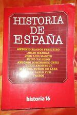 Historia De España (historia 16)