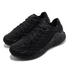 Reebok Zig Kinetica Conor McGregor ZigTech Black Men Running Shoe Sneaker EH1722