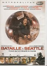 DVD ZONE 2--BATAILLE A SEATTLE--BENJAMIN/CARPENTER/HARRELSON/LIOTTA/THERON/