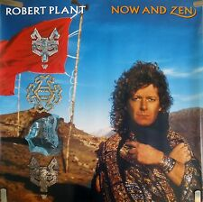 Rare Robert Plant Now And Zen 1988 Original Music Record Store Promo Poster