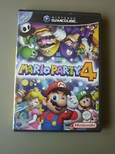 Nintendo Gamecube :  Mario Party 4 : Complete & Excellent