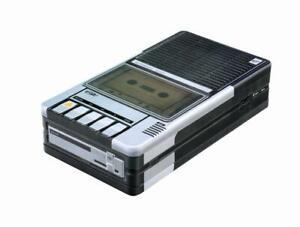 CAS090 Cassette Recorder Tin Vintage 255 x 140 x 70mm