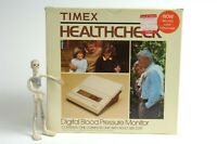 Timex HealthCheck BP-1 Auto-Inflation Digital LCD Blood Pressure Monitor Vintage