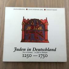 Juden In Deutschland 1250-1750 [Jews In Germany] (Digipak CD) Jalda Rebling