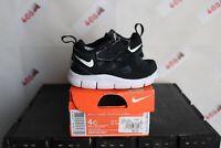 Nike Free Run 2.0 Toddler 4c Black White