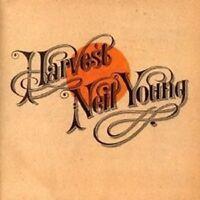 """NEIL YOUNG """"HARVEST"""" CD 10 TRACKS NEU"""
