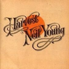 """Neil YOUNG """"Harvest"""" CD 10 tracks nuovo"""