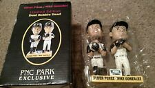 Oliver Perez/Mike Gonzalez Limited Edition Dual Bobblehead Pittsburgh Pirates