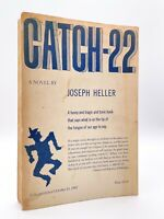 Catch 22 - Advance Review Copy (ARC) - 1ST EDITION - 1st Printing - HELLER 1961