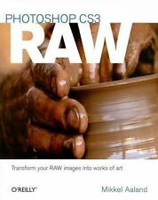 Photoshop CS3 Raw: Get the Most Out of the Raw Format with Adobe Photo-ExLibrary