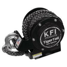 KFI TigerTail Tow System Standard Black