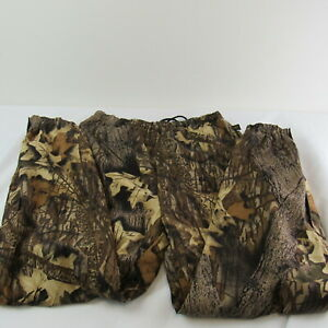 """Browning Gore-Tex Hunting Pants Size Large 32"""" x 30"""" Camo Waterproof Lined B1"""