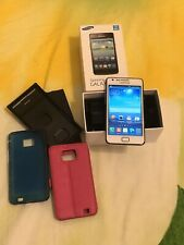Smartphone Samsung Galaxy S2 Plus Gt-I9105P , Android 4 , 8GB , Bianco- ENTRA
