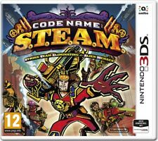 Code Name STEAM | Nintendo 3DS / 2DS New