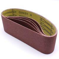 Schleifband Schleifbänder 100 x 610 mm für Bandschleifer AEG, Hitachi, Makita