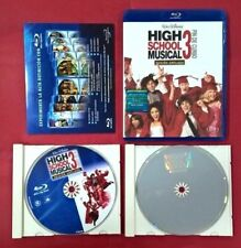 High School Musical 3 - Blu-ray - DVD - Walt Disney - USADO - MUY BUEN ESTADO