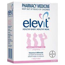 2 x Elevit 100 Tablets ( 200 tablets in total)