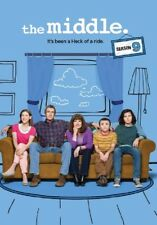 The Middle Season 9 Series Nine Ninth (Patricia Heaton) New Region 4 DVD