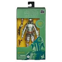 Star Wars The Mandalorian Black Series Carbonized Boba Fett 6-Inch Action Figure