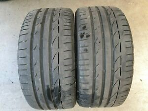 2x 245/40 R17 91W Bridgestone S001 * rsc runflat - 5,2mm Restprofil