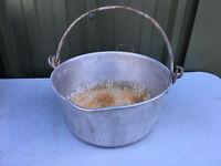 Jam making pan aluminium lot BL190519K