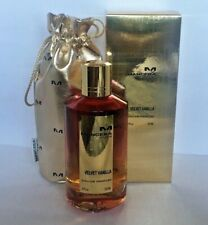 MANCERA VELVET VANILLA  EDP 120 ml/4 oz in BOX