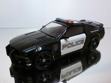 HASBRO 91241 FORD MUSTANG POLICE - TRANSFORMERS - L14.5cm - GOOD CONDITION