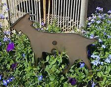 Metal Goat Garden Stake