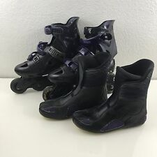 Women's Rollerblade Inline Skates Fusion MX Size 27.5 - Excellent Condition R651