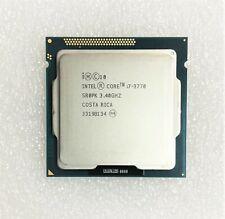 SR0PK INTEL QUAD CORE i7-3770 3.4GHz LGA 1155 CPU PROCESSOR