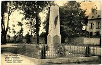 CPA Auvergne 03 Allier Le Vilhain Monument aux Morts