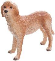 New boxed John Beswick cream Labradoodle dog figure ornament JBD77