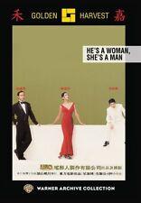 He's a Woman, She's a Man DVD (1994) - Leslie Cheung, Carina Lau, Anita Yuen