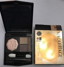 NEW Maquillage Eyeshadow Palette - BR743 - Styling Eyes - Brown/Beige