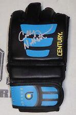 Colbey Northcutt Signed MMA Glove BAS Beckett COA Future UFC Star Autograph Sage