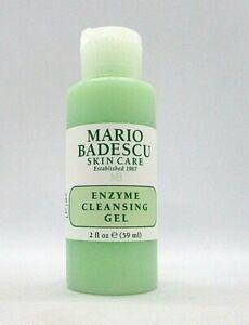 Mario Badescu Skin Care Enzyme Cleansing Gel ~2 oz / 59 ml