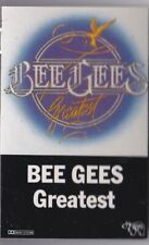 BEE GEES - 'BEE GEES GREATEST (CASSETTE)'.